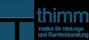 thimm  | Institut für Bildungs- und Karriereberatung Logo